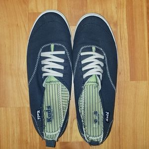 Keds Slip On 8.5 Stripped Sneakers
